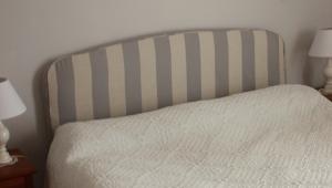 Une tête de lit
